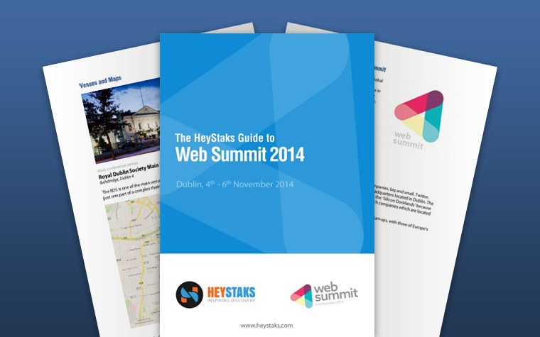 Free Guide to Web Summit 2014