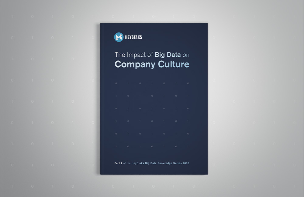 The Impact of Big Data on Company Culture