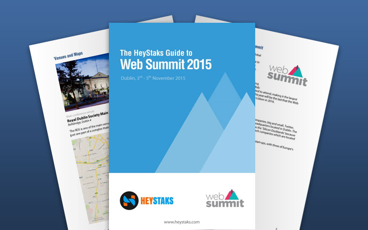 Web Summit Guide 2015